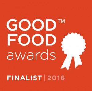 Good Food Awards Finalist Seal 2015