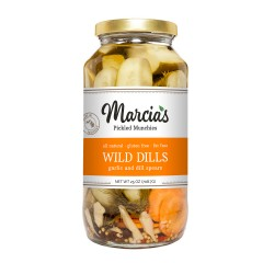 MARCIAS MUNCHIES WILD DILLS